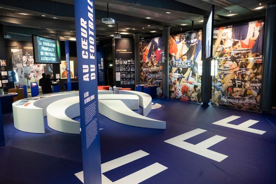 L'exposition «1919-2019 - 100 ans de passion et d'innovations», à l'Institutdumondearabe, célèbre les 100 ans de la FFF.