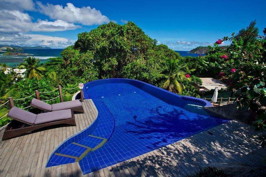 Villas de Jardin, Les Seychelles