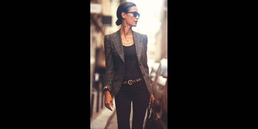Pour commencer à porter du léopard, une ceinture est idéale pour agrémenter votre silhouette (voir l'épingle)Suivez nous sur Pinterest!