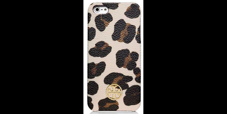 Une coque d' IPhone drôlement originale en alternative pour celles qui n'osent pas porter de léopard sur elles (voir l'épingle)Suivez nous sur Pinterest!