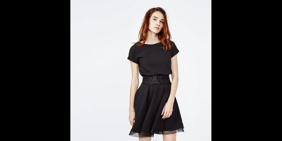 Une robe parfaite pour les fêtes, facile à remettre au quotidien ensuite. (voir l'épingle)Suivez nous sur Pinterest!