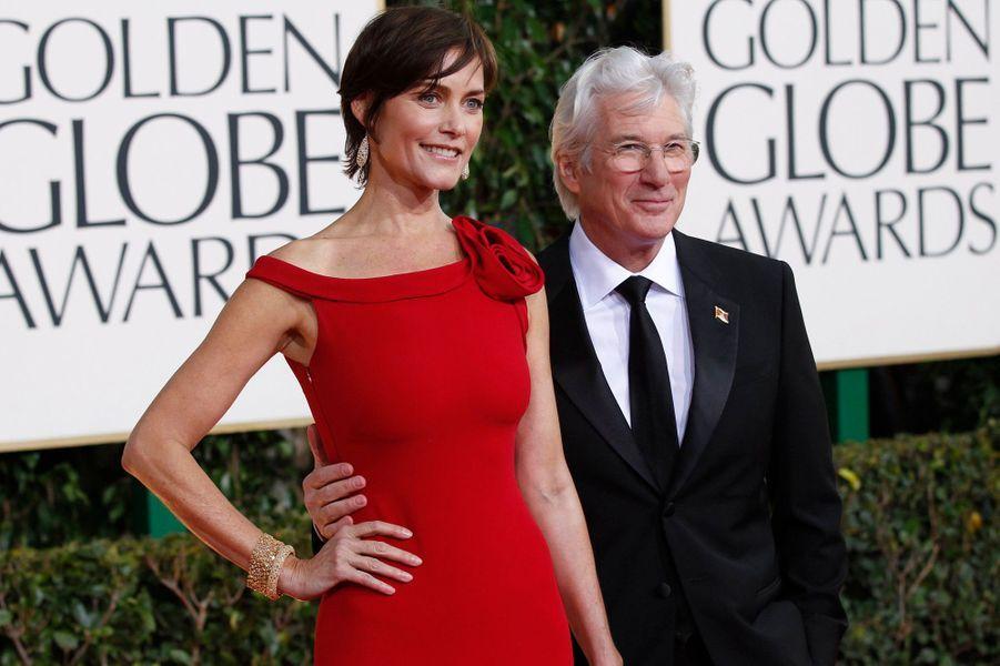 Mariés depuis 14 ans, l'acteur et l'ex-James Bond Girl se sont séparés cette année.