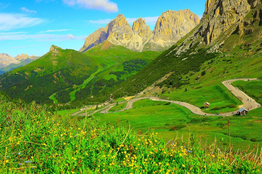 Alpe de Siusi, Italie