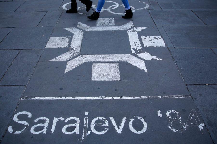 A Sarajevo, voyage dans les ruines des JO