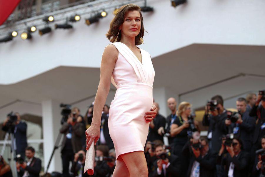 "Milla Jovovich (""Cymbeline"")"