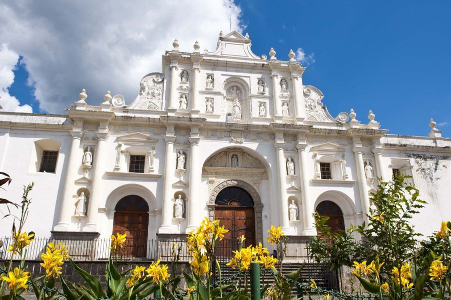 Cathédrale St Joseph, Antigua