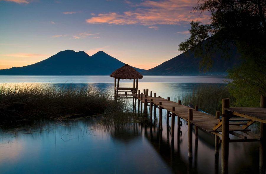 Lac d'Atitlán