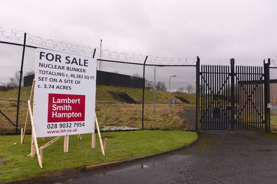Abri anti-nucléaire à vendre : 748 000 euros