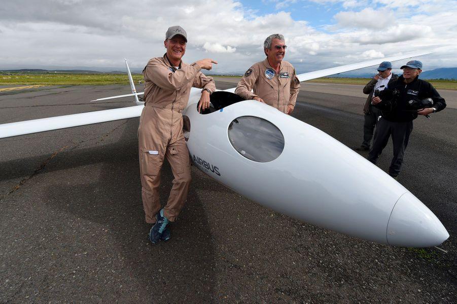 """Avec """"Perlan 2"""", Airbus va envoyer un planeur à 27 kilomètres d'altitude"""