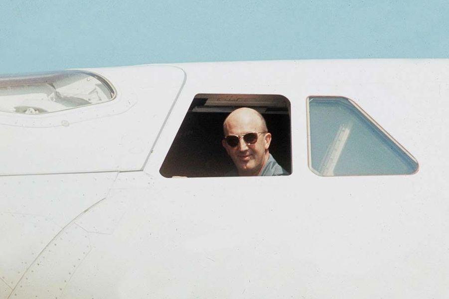 André Turcat était le premier pilote du Concorde