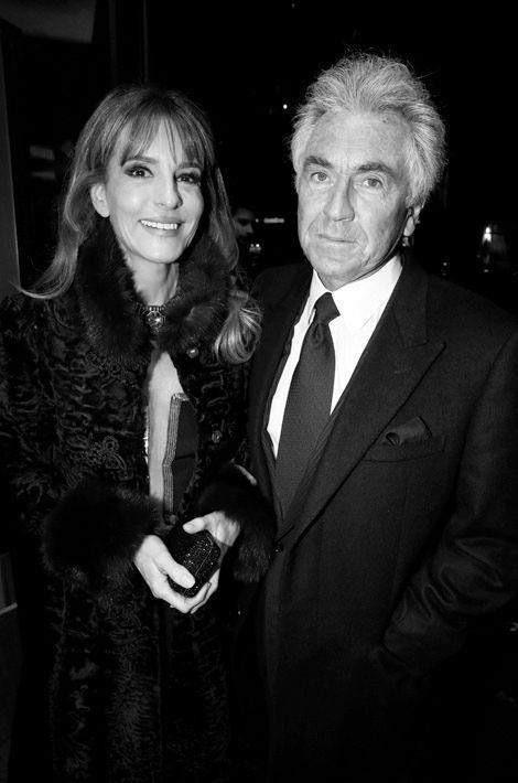 Catherine et Jean-Paul Enthoven.