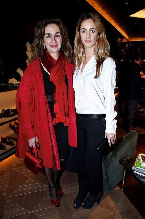 Claudia Niedzielski et sa fille Alexia.
