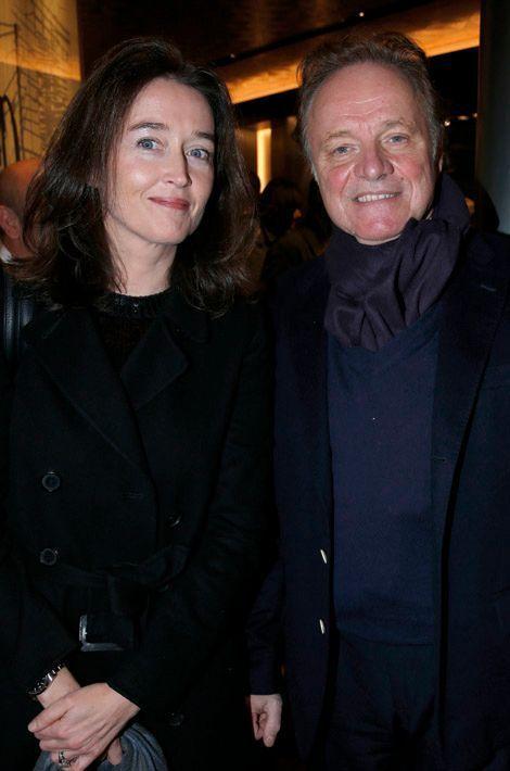 Diane et Guillaume Durand.