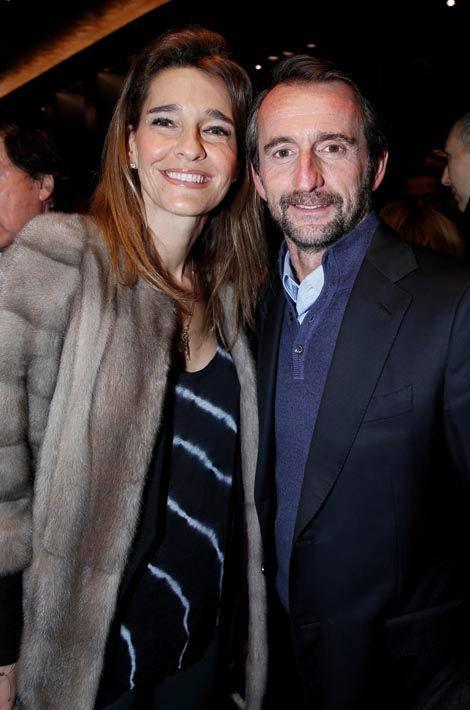 Stéphanie et Jean-Claude Blanc