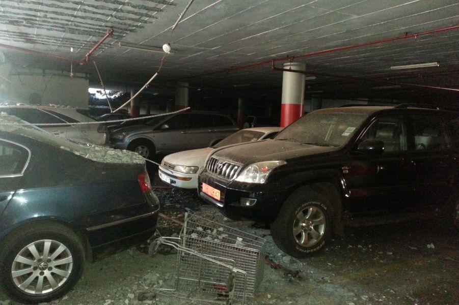 Westgate Mall, les images du chaos