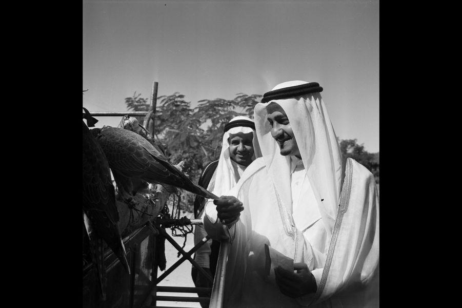 Le frère du roi, Sultan ben Abdelaziz Al Saoud