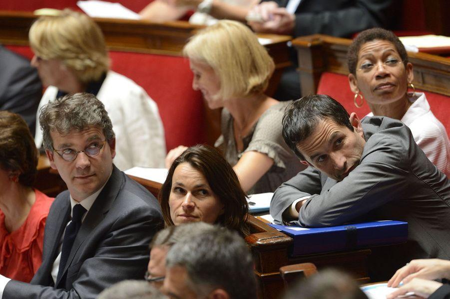 23 juillet 2014, à l'Assemblée nationale