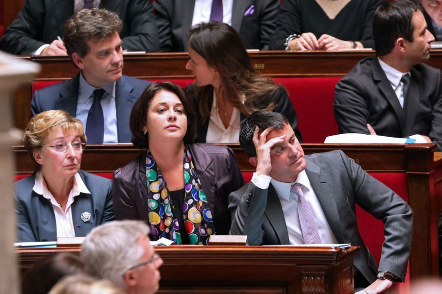 25 septembre 2012, à l'Assemblée nationale