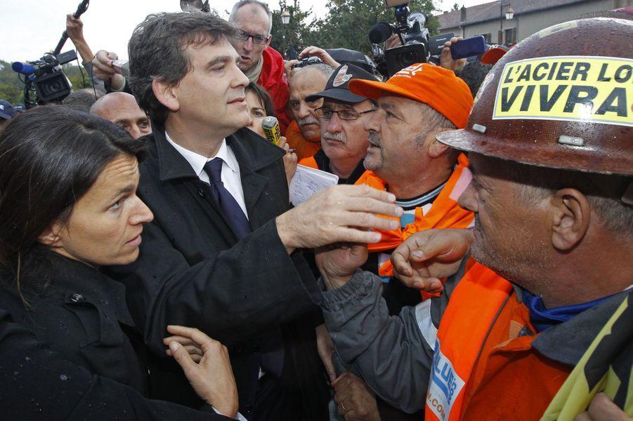 27 septembre 2012, à Florange