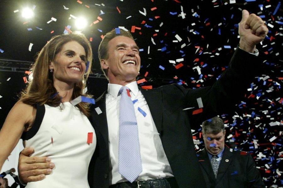 Le 17 novembre 2003, il est élu 38e gouverneur de l'État de Californie