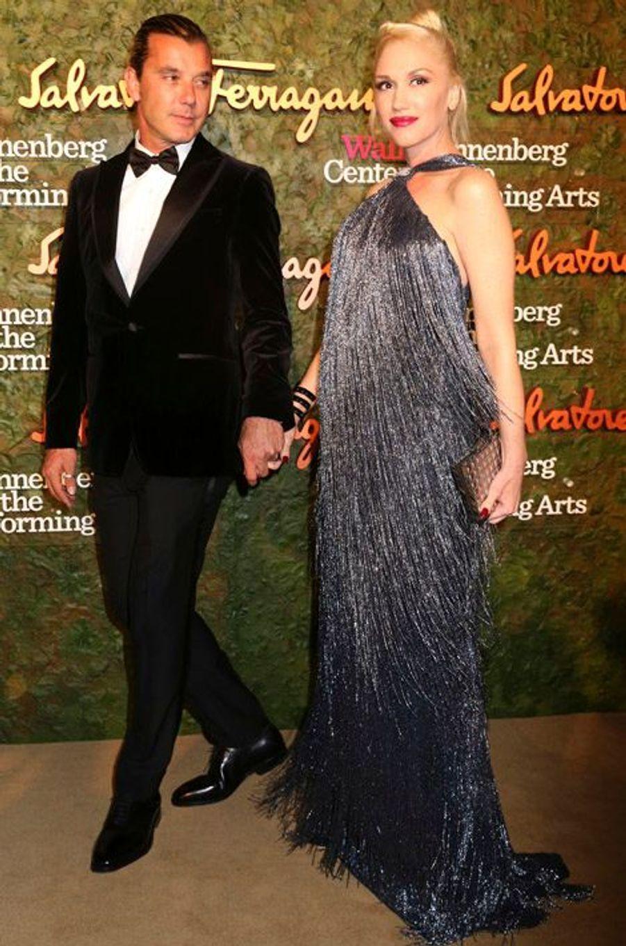 Gwen Stefani est enceinte de son troisième enfant à 43 ans. Elle et son mari ont déjà deux garçons,Kingston et Zuma.