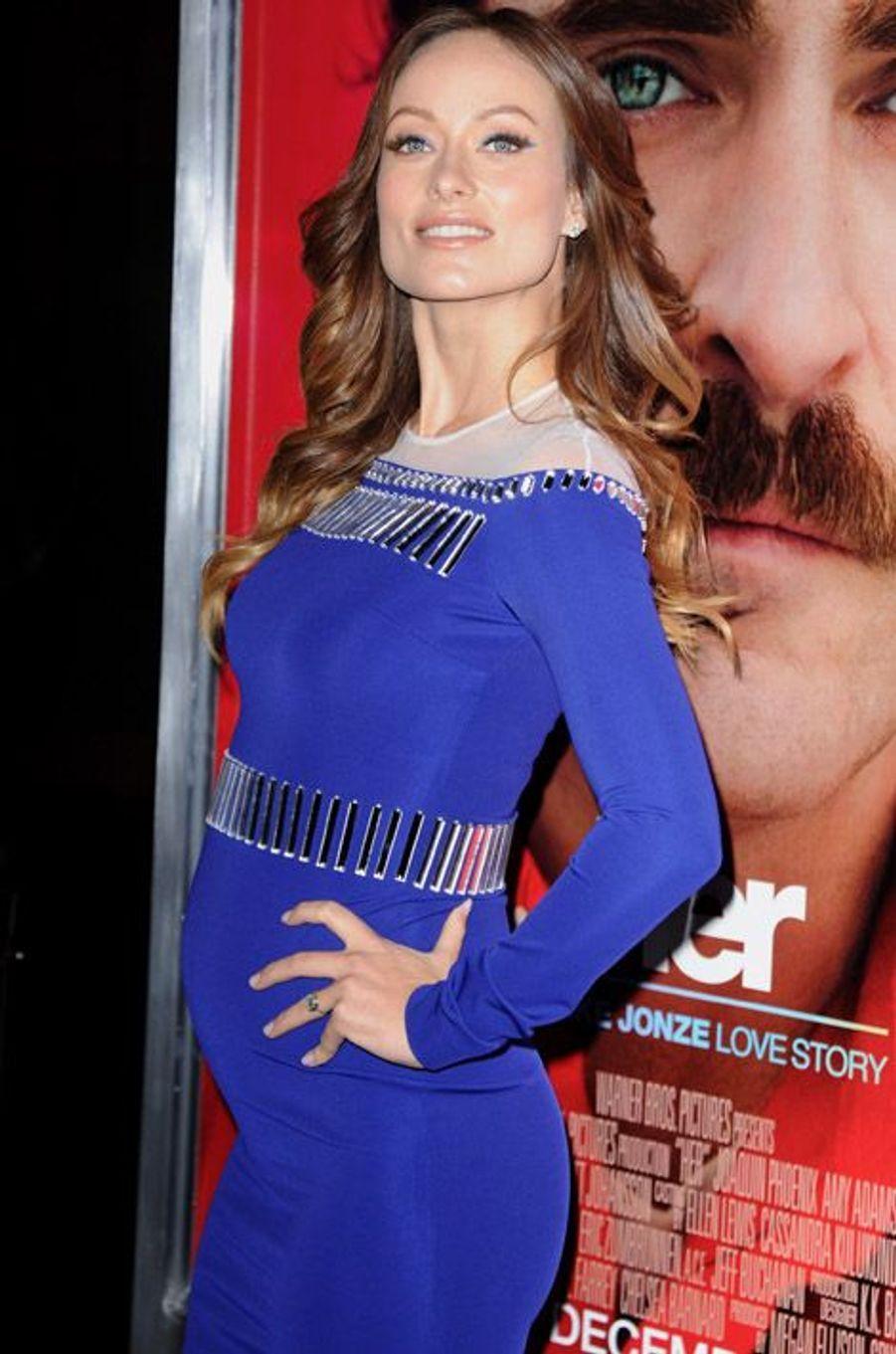 L'actrice révélée dans la série «Dr House» attend son premier enfant avec Jason Sudeikis, son fiancé.