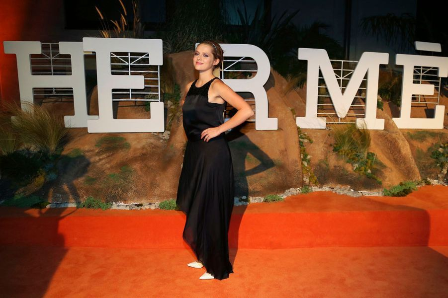 Enceinte de son premier enfant, elle a épousé le weekend dernier son fiancé Mark Webber.