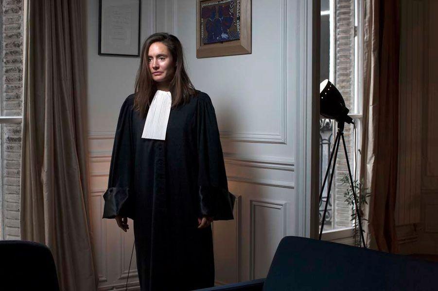 Elle a eu le « déclic » pour le métier d'avocat pendant ses études de droit, et vient de se lancer seule, après deux ans en cabinet.