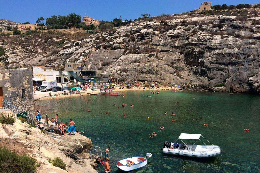 Plages de Gozo