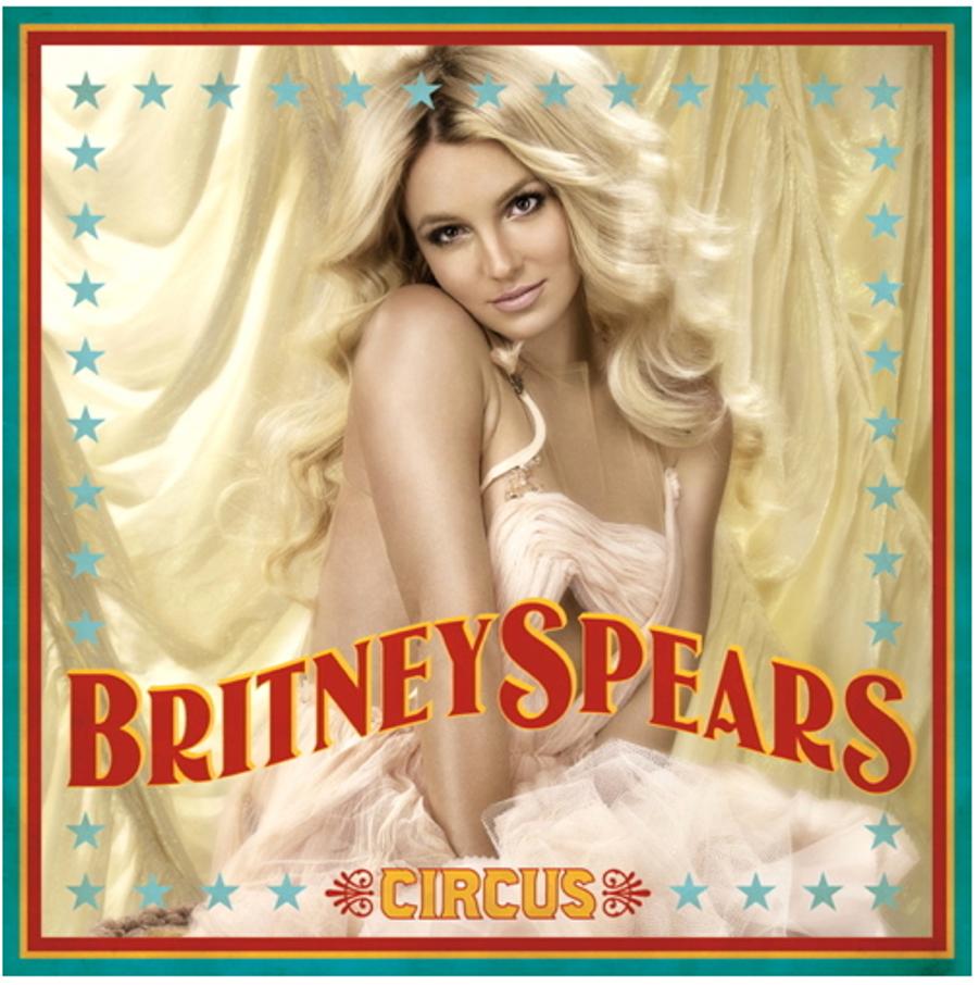 """""""Circus"""" sort en 2008 et marque une tentative de renouveau de la part de la chanteuse"""