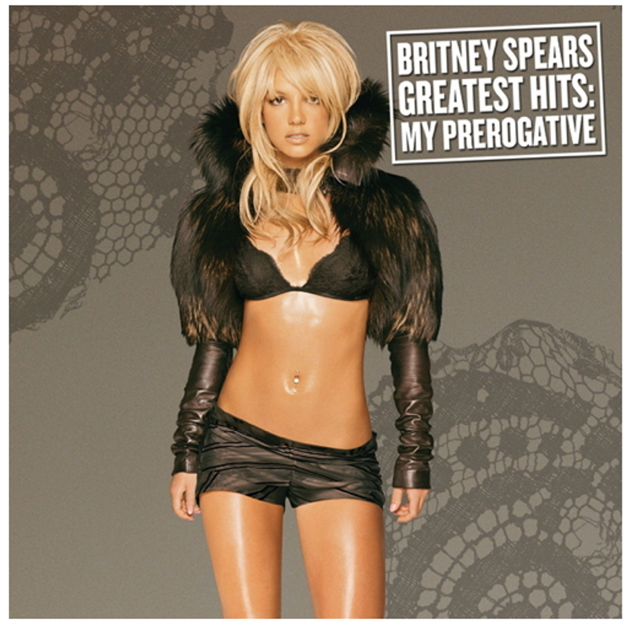 """Greatest Hits: My Prerogative"" sort en 2004"