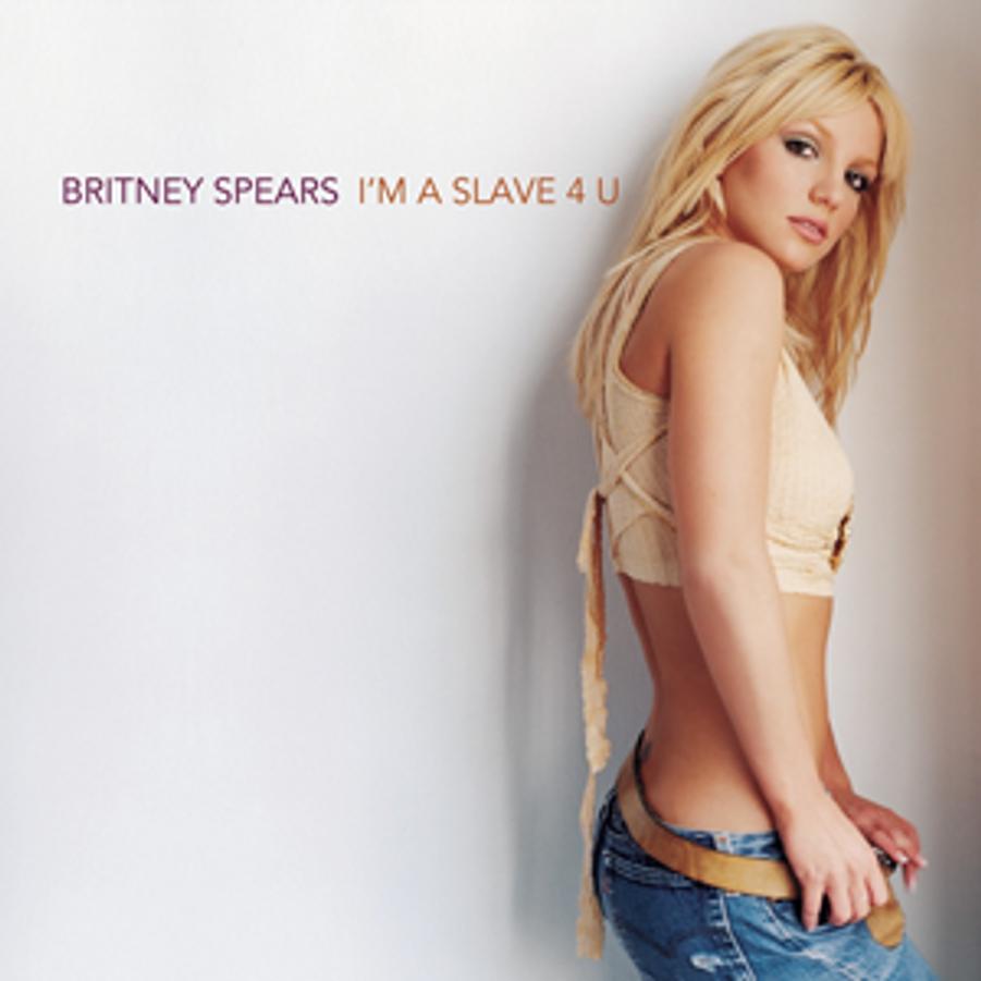 """""""I'm a slave 4 you"""" sort en 2001"""