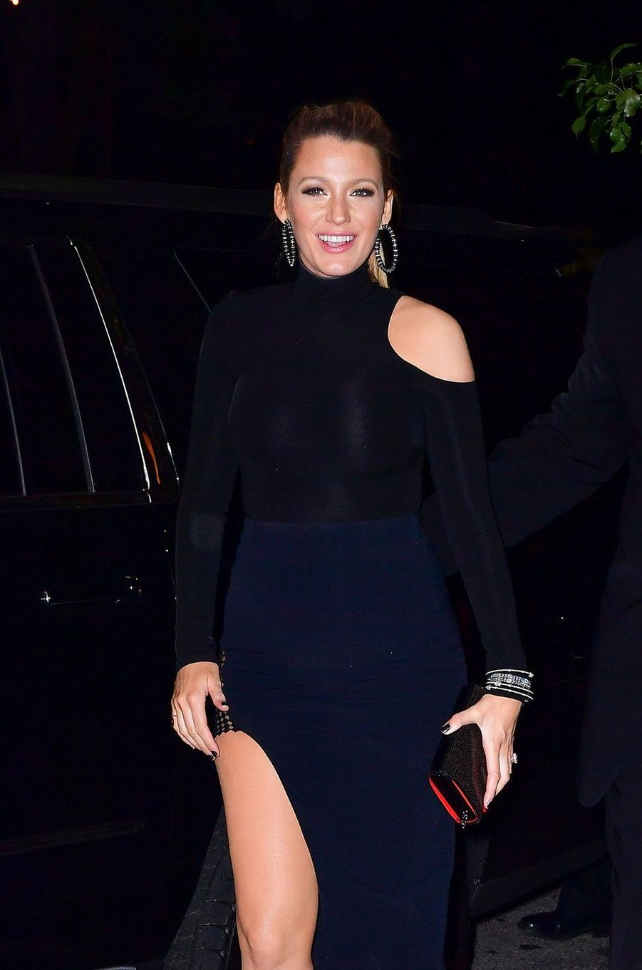 Blake Lively à New York le 21 juin 2016