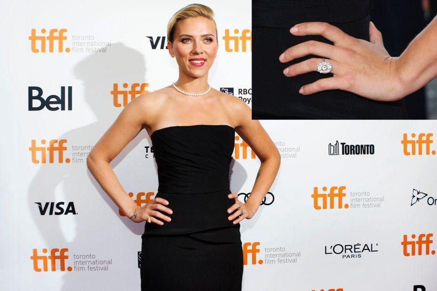Scarlett Johansson (de Romain Dauriac)