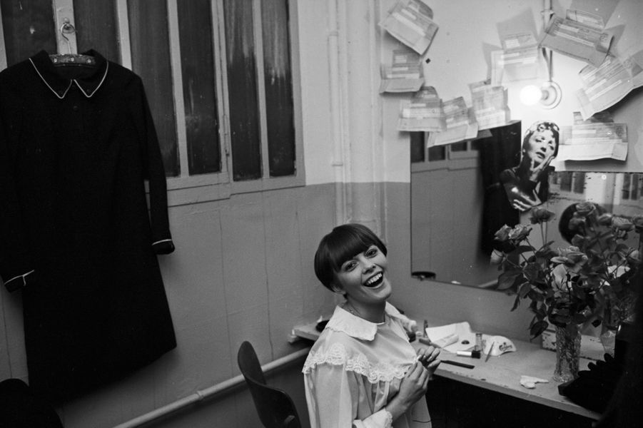 Bon anniversaire Mireille Mathieu