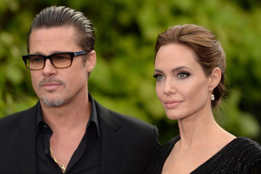 Brad Pitt et Angelina Jolie, plus amoureux que jamais