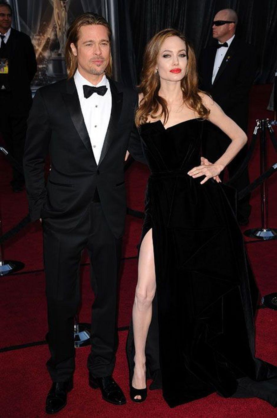 Aux Academy Awards, février 2012