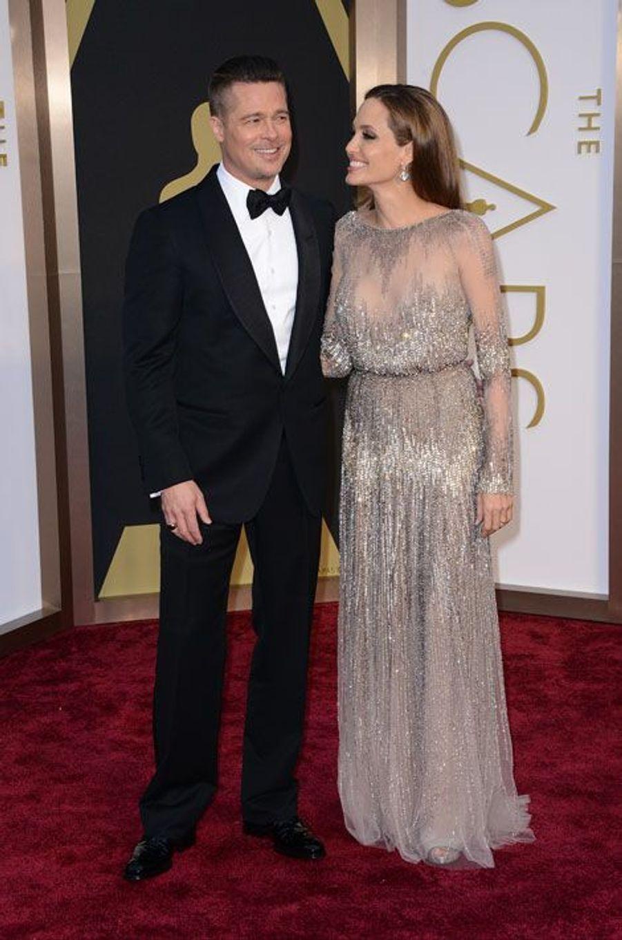Aux derniers Oscars, en mars 2014