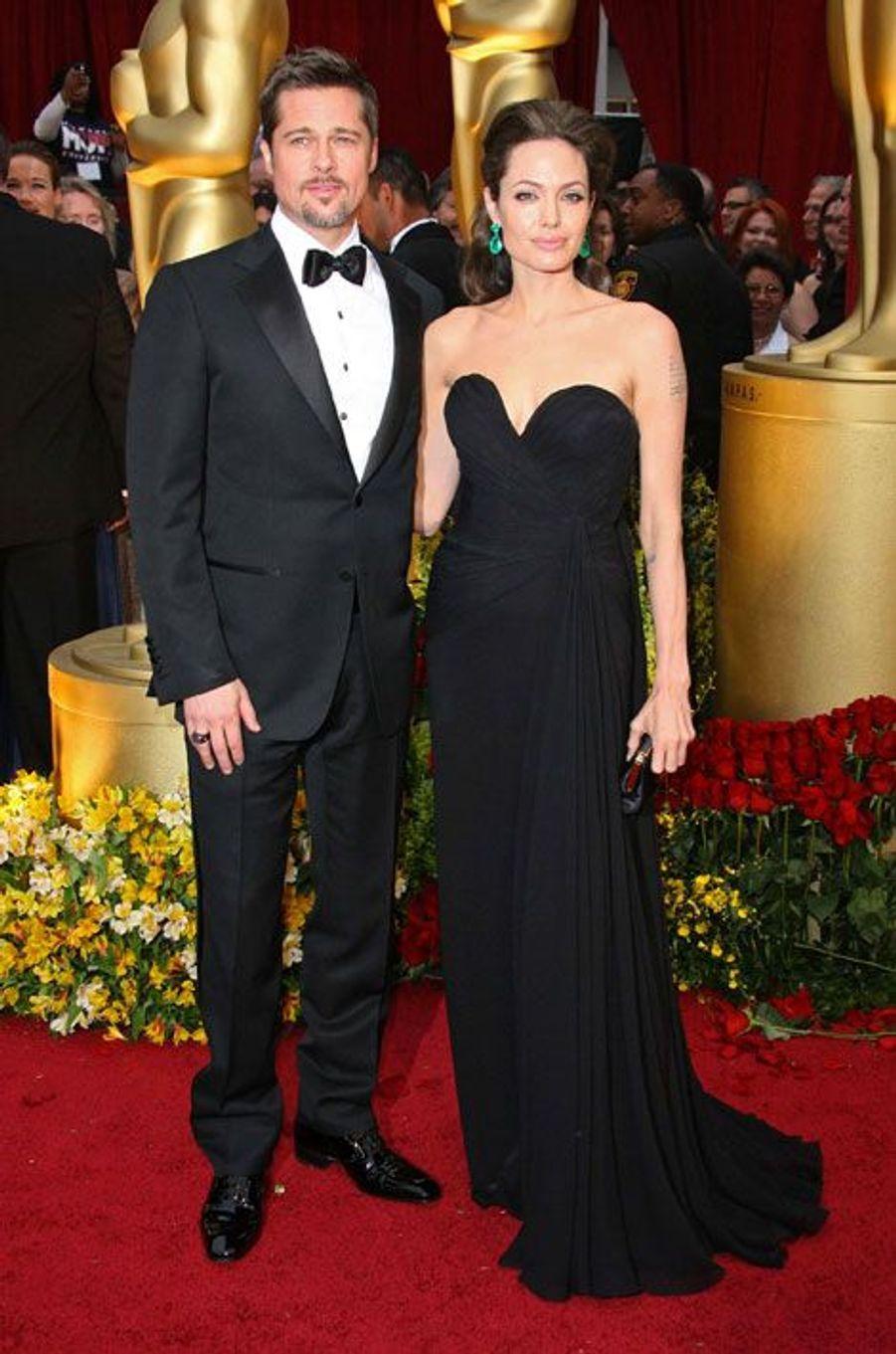 Février 2009, aux Oscars