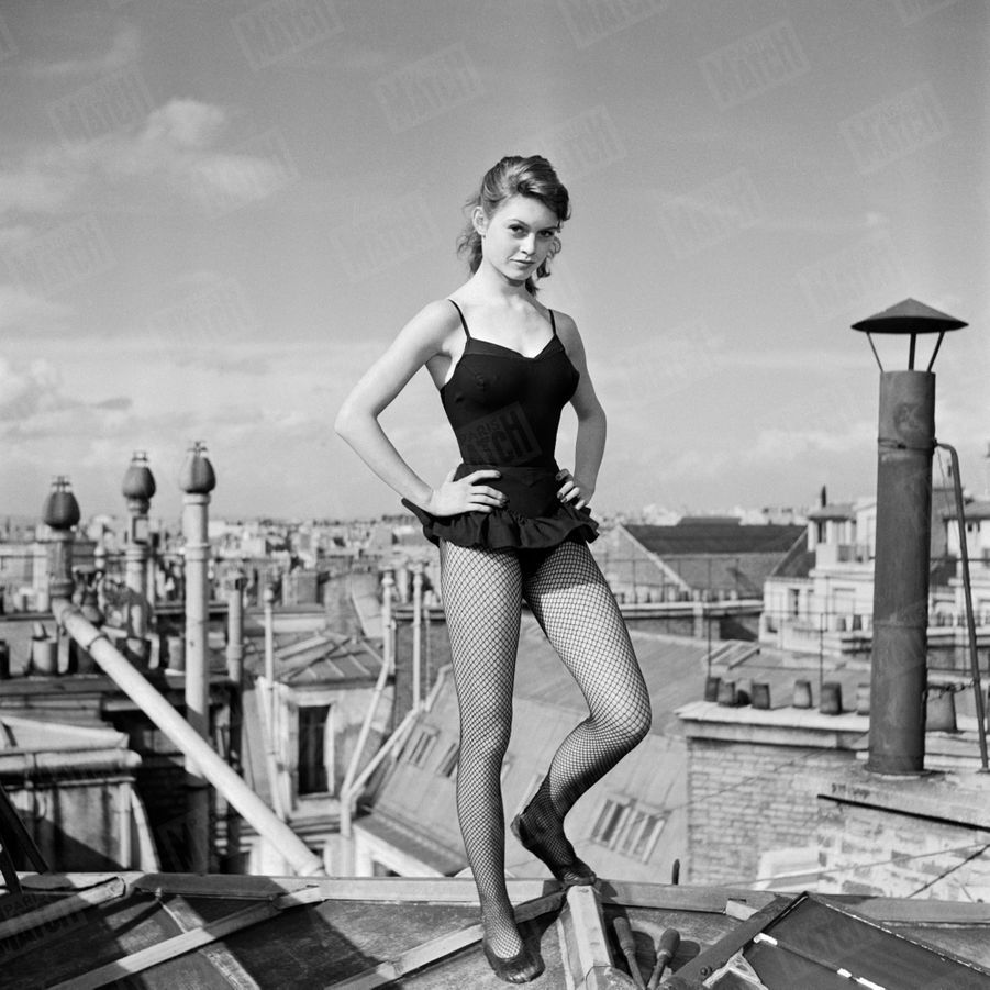 Brigitte Bardot 1952 Paris Match Photos 6