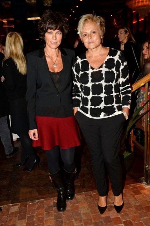 Anne Le Nen et Muriel Robin.