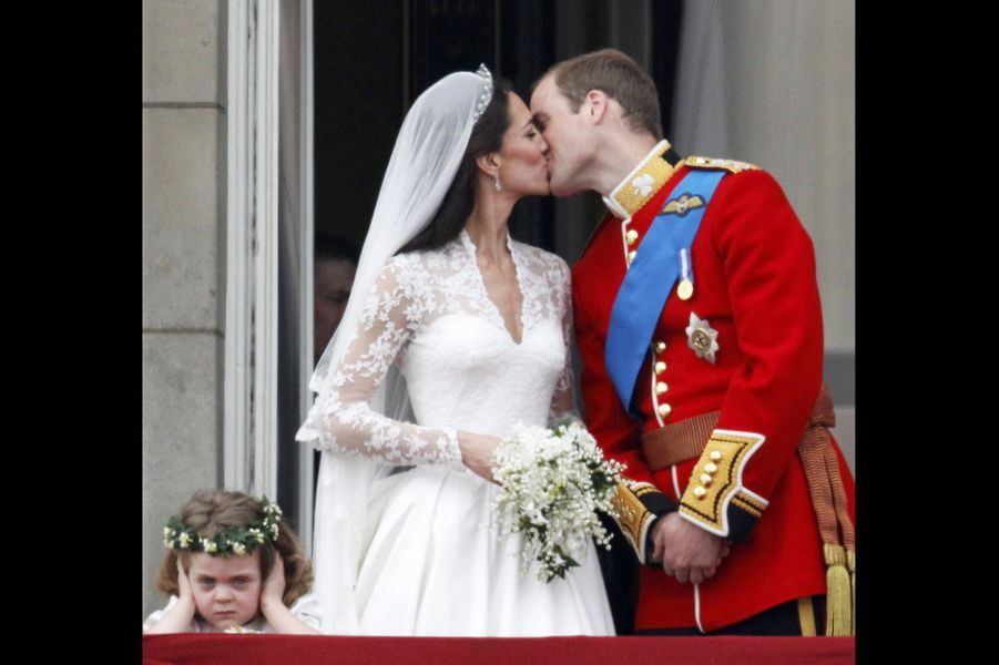 Le mariage de Kate et William en photos