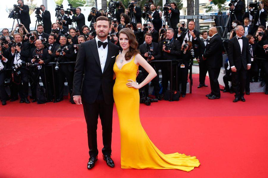 Justin Timberlake et Anna Kendrick