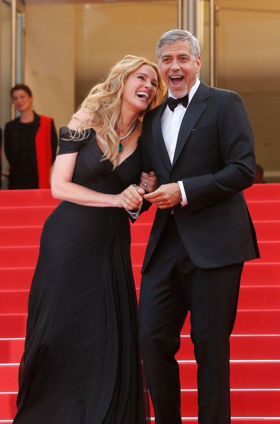 Julia Roberts et George Clooney complices