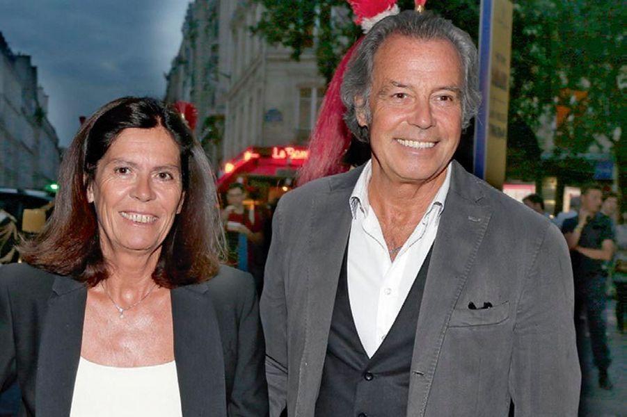 Béatrice et Michel Leeb