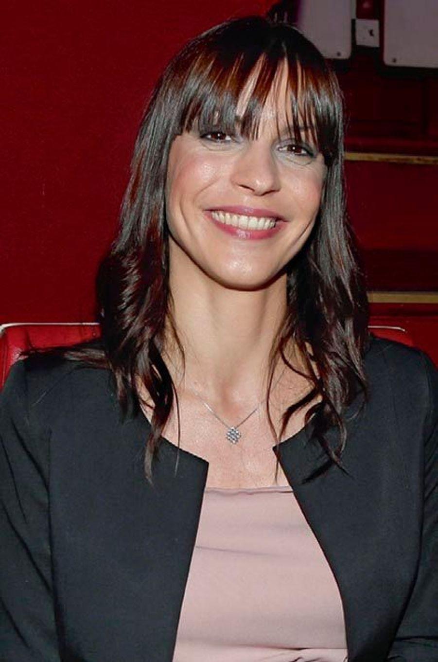 Florence Clavaguera, prix européen du Jeune Chercheur 2013.
