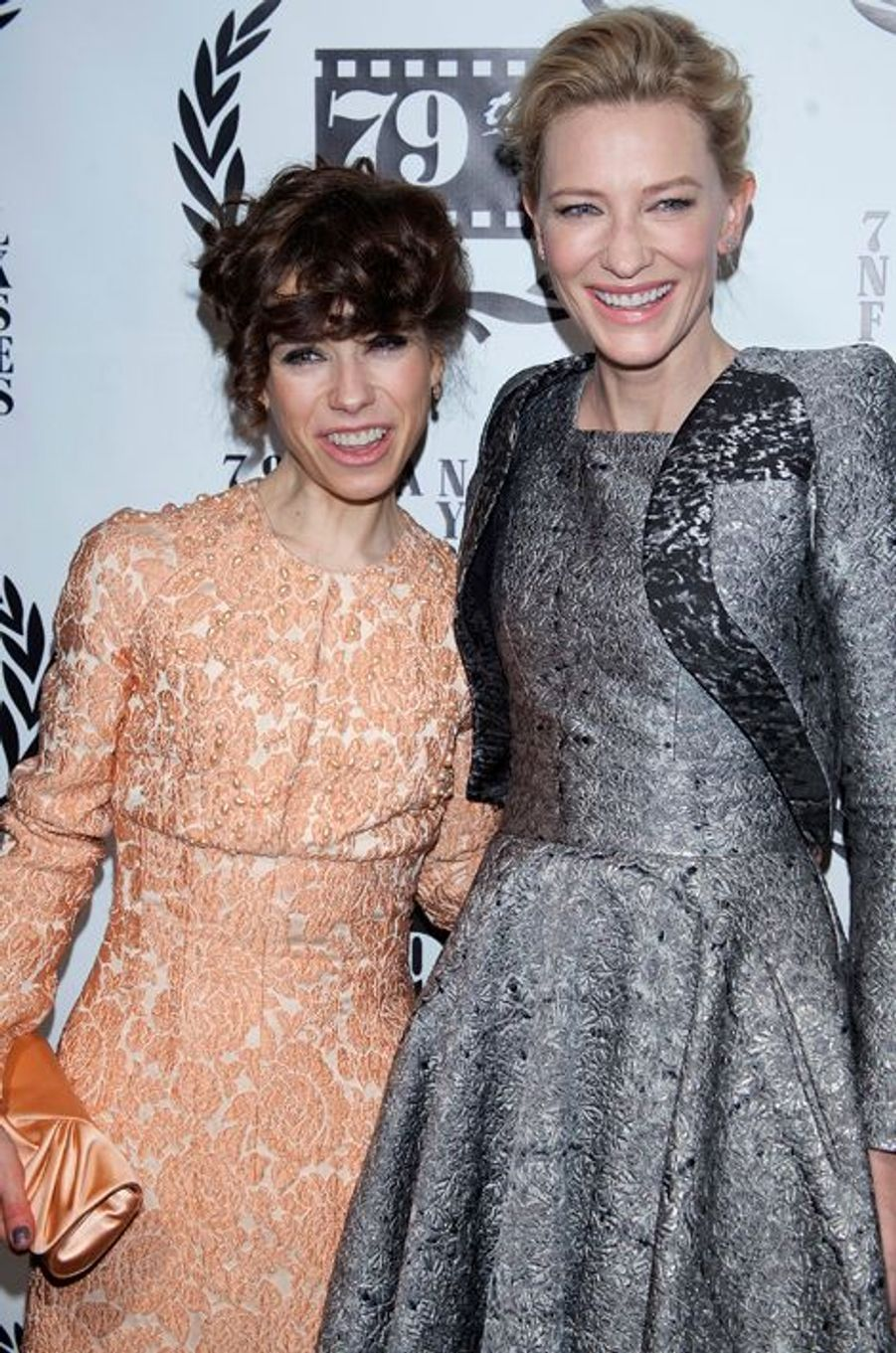 Sally Hawkins et Cate Blanchett