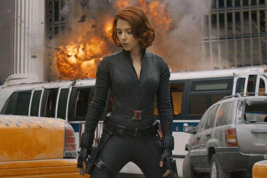 Sa première apparition sous les traits de la Veuve noire date d' «Iron Man 2» en 2010. Mais Scarlett Johansson a marqué les esprits avec ce rôle dans le premier «Avengers» en 2012. Elle fera son retour, tout de cuir vêtue, dans la suite de «Captain America» en 2014 et dans «Avengers 2» en 2015.