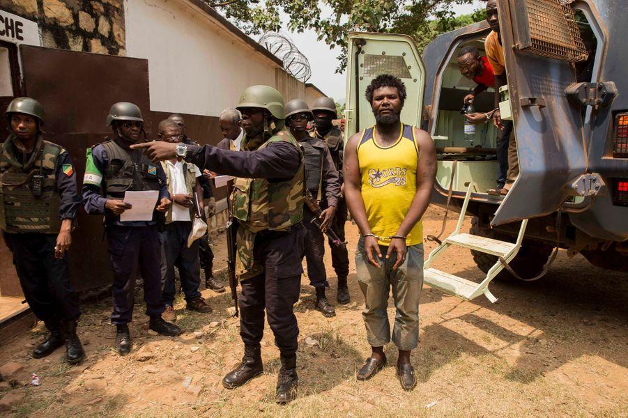 Réouverture de la prison de Bangui : les premiers prisonniers sont des anti-balaka.