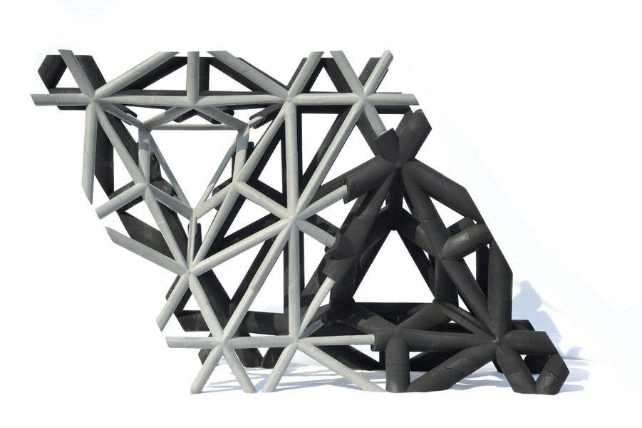 Structure de renforcement pour la construction